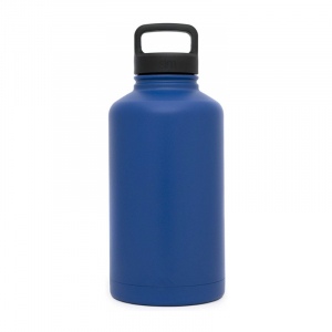 Custom Logo 2L Double Wall Stainless Steel Insulated Beer Growler